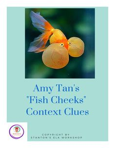 amy tan fish cheeks vs maya Amy, your favorite, he said, offering me the tender fish cheek i wanted to disappear at the end of the meal my father leaned back and belched loudly, thanking my mother for her fine cooking.