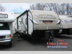 2016 New Forest River Rv Wildwood 29UD3 Travel Trailer in Connecticut CT.Recreational Vehicle, rv,