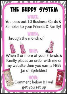 Pink zebra promo