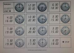 Domino digitale tijd hele uren en halve uren. Interesse, stuur een berichtje via mijn yurlspagina.