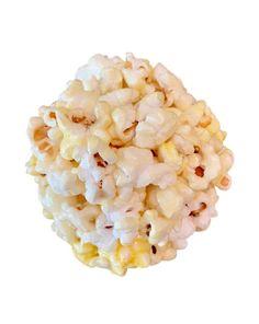 12 Marshmallow Popcorn Balls Soft Popcorn Balls | Etsy