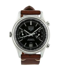 Heuer Verona Automatic Chronograph 1213N110.213N for $5,451 for sale from a Trusted Seller on Chrono24