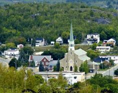 St Jean De Brebeuf - This great stone church is in thehistoric Flour Mill area of Sudbury Sudbury Canada, Greater Sudbury, Lake Bell, Flour Mill, Lake Huron, Large Prints, Ontario, Landscape Photography, Mansions