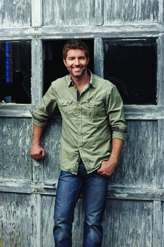 """Josh Turner - devoted Christian Man who sings traditional country music. Today on """"The Chew"""" he was asked what """"adult"""" beverage would he enjoy while chilling out and making his LowCountry Boil... he said Sweet Iced Tea.  Way to go Josh!!! :)"""