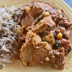 Pressure Cooker West African Groundnut / Peanut Stew - Two Sleevers