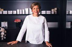Mila Moursi at the Mila Moursi Skin Care Institute