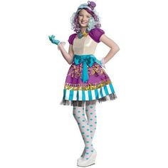 Ever After High Madeline Hatter Costume - Kids