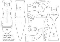 toothless plush tutorial - Google-Suche