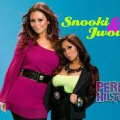Love their new show go snooki and jwow! :)