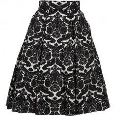 Lover Skirt ornament black