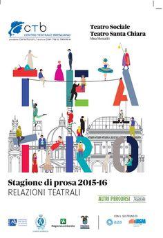 Nuova stagione di prosa 2015/2016 del Teatro Sociale