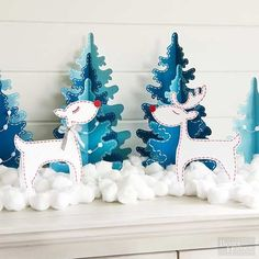 Keep your Christmas decorations for years to come with our brilliant ideas for long-lasting holiday decor. Forget fragile crafts that don't last -- our Christmas decorating ideas are sure to be treasured for many seasons.