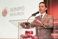 Durante a 35ª Tribuna Livre,  realizada pela Camaracor-SP,  ontem,  26,  o presidente da Sompo Seguros,  Francisco Vidigal Filho,  comentou que os japoneses prestam muita atenção no mercado de