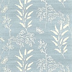 patterned, soft grasscloth