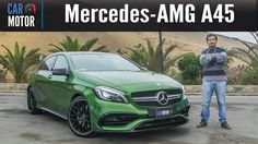 News Videos & more -  Car and Truck videos - Mercedes-AMG A45 - Un misil alemán #Cars &  #Trucks #Music #Videos #News