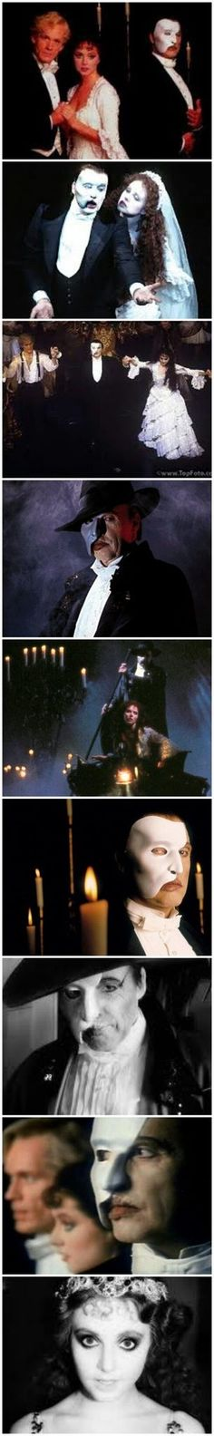 Phantom...I have not seen this live, but would love to one day....no more music was ever beautifully created....