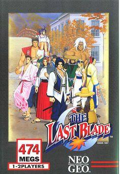 """""""The Last Blade"""" (1997) Una ambientación seria, un soundtrack instrumental excelente, la evolución del clásico Samurai Spirits / Shodown, este juego es una de las joyas de la Neogeo."""