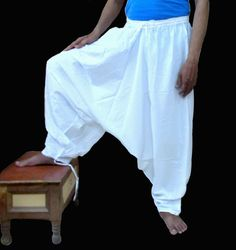 Simple White Yoga Pants : Mens White Yoga Pants