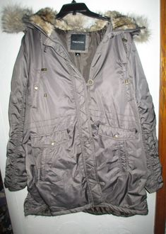 984a1d169b1 3X Womens Plus Size MAURICES Winter Coat