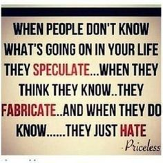 """Jealousy Quotes QUOTATION – Image : Quotes about Jealousy – Description christian hypocrite quotes – """"When People don't know"""" Sharing is Caring – Hey can you Share this Quote ! True Quotes, Great Quotes, Bible Quotes, Quotes To Live By, Motivational Quotes, Funny Quotes, Inspirational Quotes, Random Quotes, Quotable Quotes"""