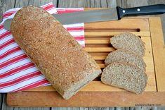Pâine Graham de casă rețeta de pâine dietetică din făină integrală specială   Savori Urbane Graham, Toast, Bread, Food, Brot, Essen, Baking, Meals, Breads