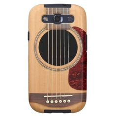 Acoustic Guitar Samung Galaxy S3 Cover