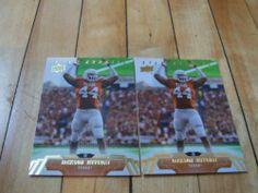 Greg Blair Jackson Jeffcoat 2014 Upper Deck Football 4 Rookie Card Lot Mint RC | eBay