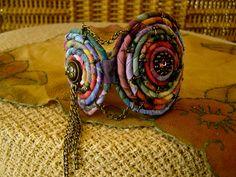 Calico+Cuff+Fabric+Bracelet+by+CoCoJoJoOriginals+on+Etsy,+$44.00