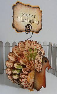 Rosette Turkeys