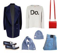 Les Mads I Outfit: Mit grüner Mode in den Herbst