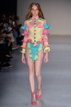 Amapô Verão 16 | Look total tecido brim Ska Vicunha Têxtil com tingimento especial