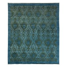 """Oushak Collection Oriental Rug, 8'4"""" x 10'"""