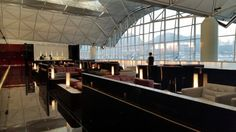Cathay Pacific The Wing First Class Lounge Hong Kong HKG Review: Around The World - Everybody Hates A Tourist