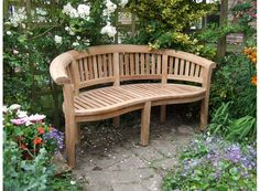 The 25 Best Curved Outdoor Benches Ideas On Pinterest 640 x 480