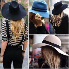 Fall/Winter 2014 Trends: Sombreros, según tu Clima!