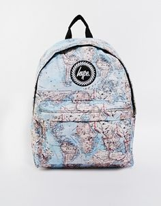 Hype Maps Backpack