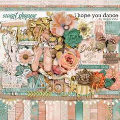 I Hope You Dance by Amber Shaw
