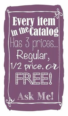 Ask me how you can earn totally FREE products  https://www.mythirtyone.com/Liz-Garland/shop/Catalog/BrowseCatalog