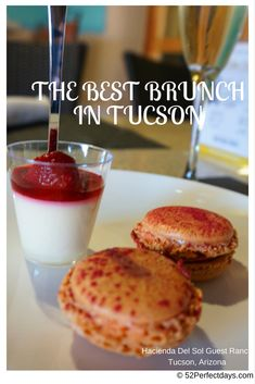 The best brunch in Tucson, Arizona can found Hacienda Del Sol Guest Ranch Resort & it includes champagne & gorgeous views! via @52perfectdays
