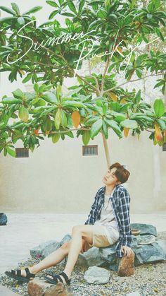 BTS - Jhope Wallpaper