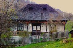 Nimic nu știu de voi, mamă și tată Traditional House, More Photos, Painting Inspiration, Cottage, House Design, Watercolor, House Styles, Places, Nature