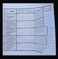 Get in the Fold! A blog all about foldables, lots of Language Arts ideas...