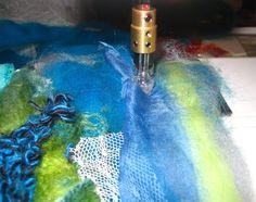 JaneVille: Machine Needle-felting Tutorial