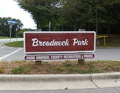 Broadneck Park in Annapolis has a Dog Park and Paved Trail for pet owners!