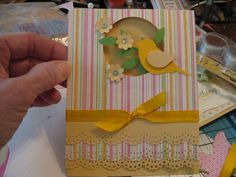This is the Easter card I designed for 2010