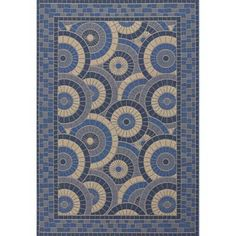 Sundial Outdoor Rugs - More Colors Available
