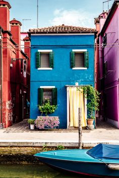 VivaLuxury - Fashion Blog by Annabelle Fleur: DAY TRIP TO BURANO