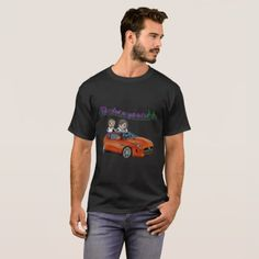 Happy couple T-shirt (Men) - individual customized unique ideas designs custom gift ideas