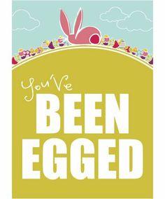 Ideas for egging houses