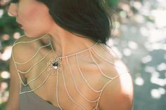 Chain Body Jewelry from SAB Couture Bijoux Collection